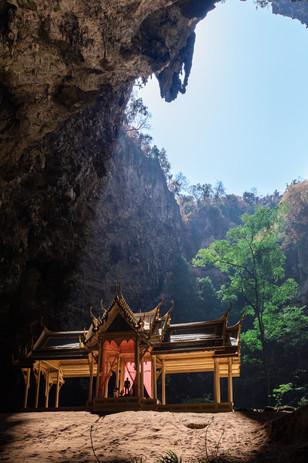 Grottes de Phraya Nakhon, Thaïlande, 2020.
