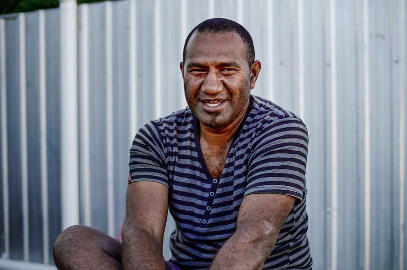 Frank—Vanuatu, Tasmania, Australia, 2018.