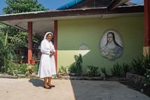 Santa Theresia school, Tual, Indonesia, 2019.
