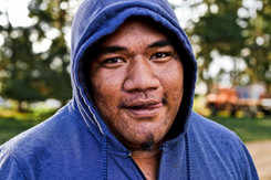Maile Mafi—Tonga, Tasmania, Australia, 2018.