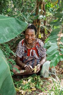 Grandma, Papua New Guinea, 2019.