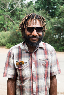 Raymond—PNG, Papua New Guinea, 2019.