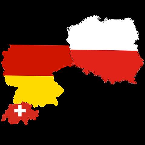 Polska-Niemcy-Szwajcaria