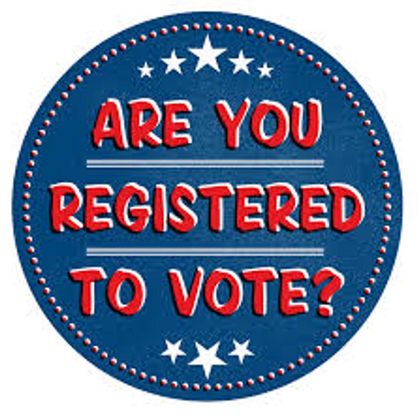 Voter Registration Deadline