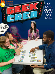 GEEK CRED Poster 4