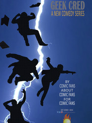 GEEK CRED Poster 1