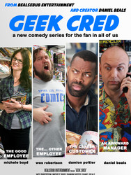 GEEK CRED Poster 5