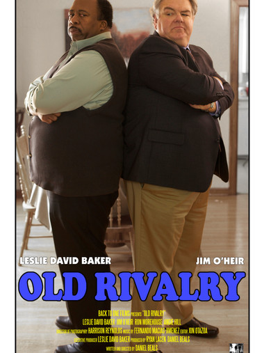 OLD RIVALRY Poster 4