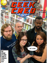 GEEK CRED Poster 2