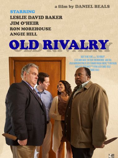 OLD RIVALRY Poster 3