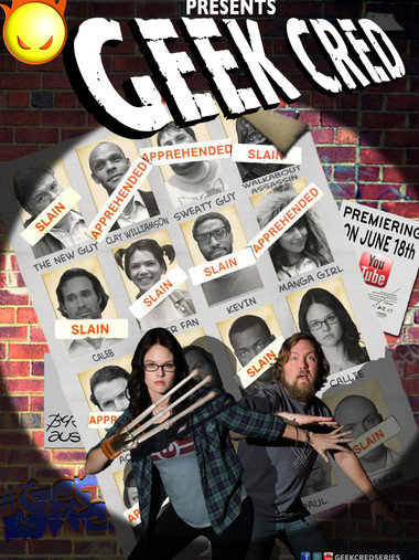 GEEK CRED Poster 3