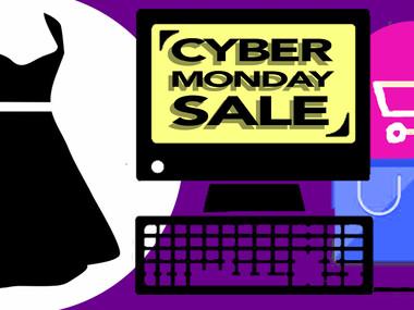 RocketLuv.com Cyber Monday Website Banner