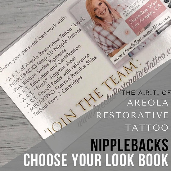 'CHOOSE YOUR LOOK'book