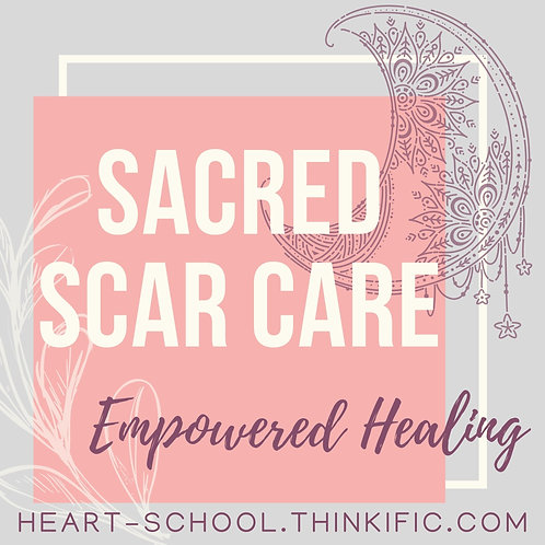 SACRED SCAR CARE