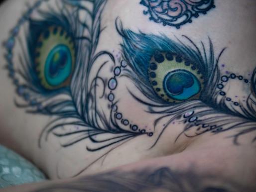 DECORATIVE Scar Coverup Tattoos