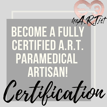 A.R.T. CERTIFICATION