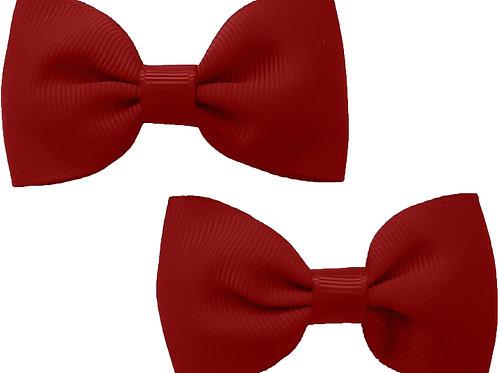 Evie Rose Traditional Bow (Set of 2)