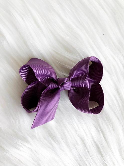 Grape Classic Bow (Set of 2)