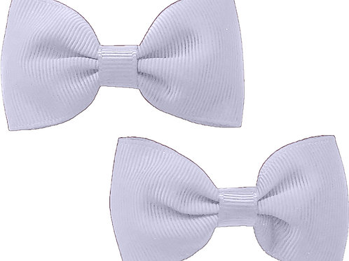 Light Lilac Traditional Bow (Set of 2)