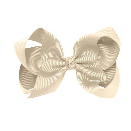 Classic Cream Bow (Set of 2)