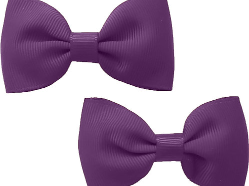 Grape Traditional Bow (Set of 2)