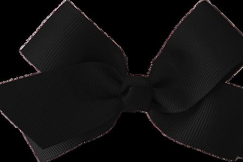 Noir Butterfly Bow