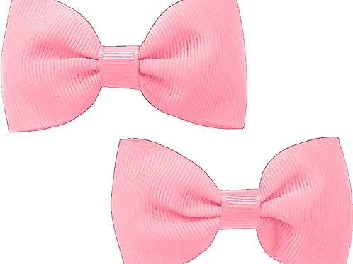 Pink Traditional Bow (Set of 2)