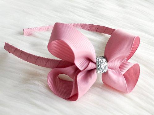 Blush Pink Stardust Headband