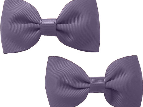 Rich Lavender Traditional Bow (Set of 2)