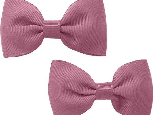 Sterling Rose Traditional Bow (Set of 2)