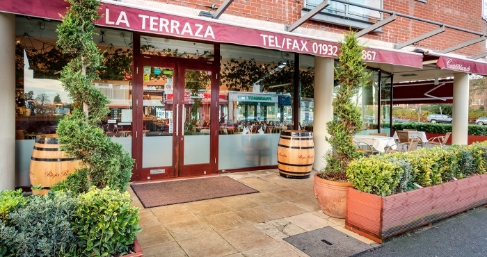 La Terraza Tapas Bar Walton On Thames London