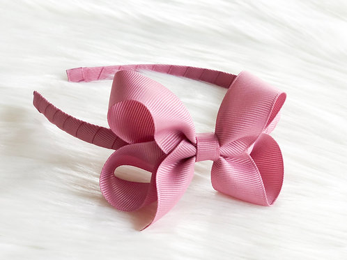 Sterling Rose Headband
