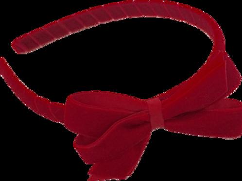 Red Velvet Headband