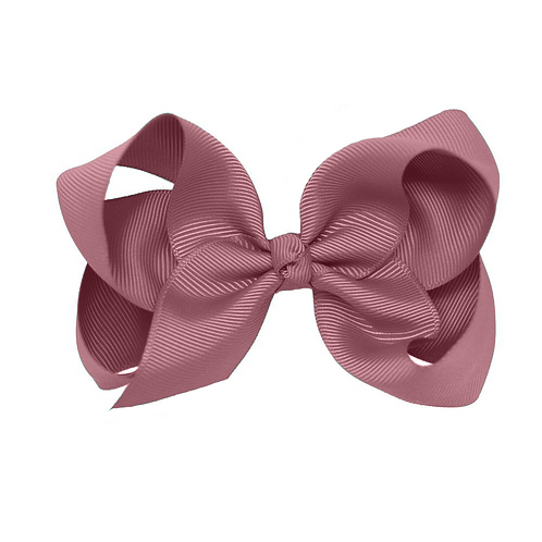 Blush Pink Classic Bow (Set of 2)