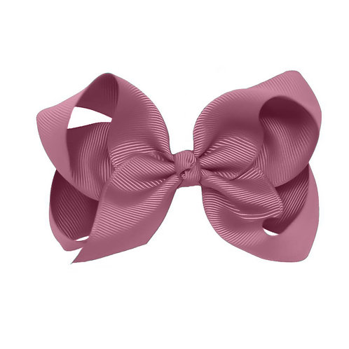 Sterling Rose Classic Bow (Set of 2)