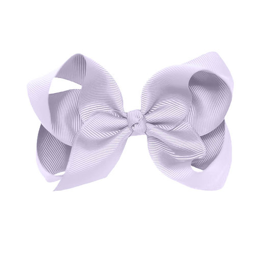 Light Lilac Classic Bow (Set of 2)