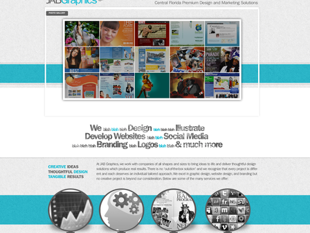 JAB Graphics LLC  -- New look in the New Year