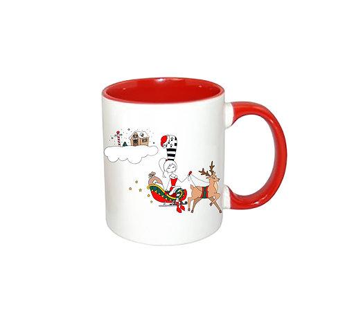 Mug - Mère Noël