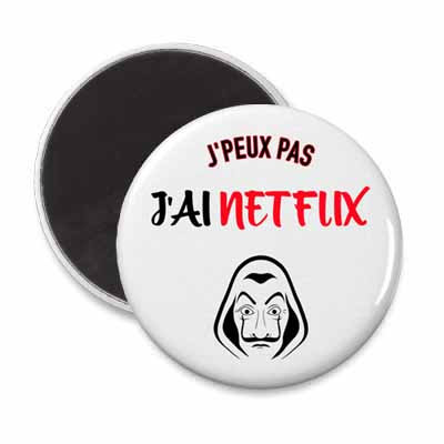 Magnet - J'peux pas j'ai Netflix