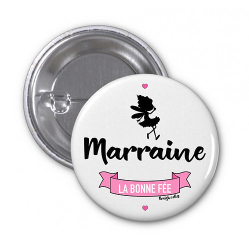 Badge - Marraine
