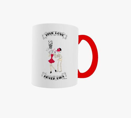 Mug - True Love Never Dies