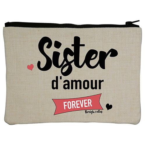 Trousse -Sister d'amour