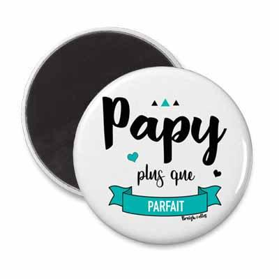 Magnet - Papy plus que parfait