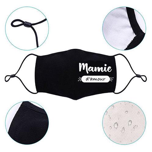 Masque - Mamie d'amour