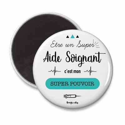 Magnet - Super Aide-Soignant
