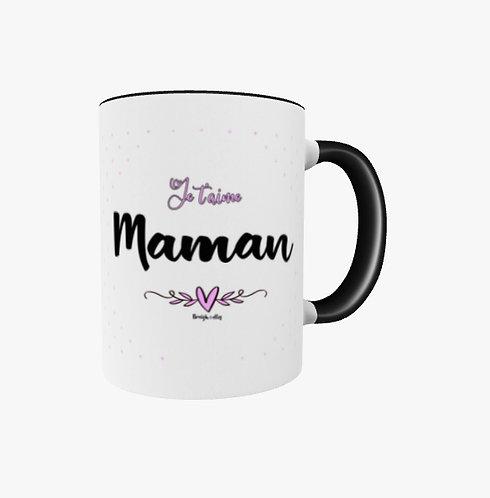 Mug - Je t'aime Maman