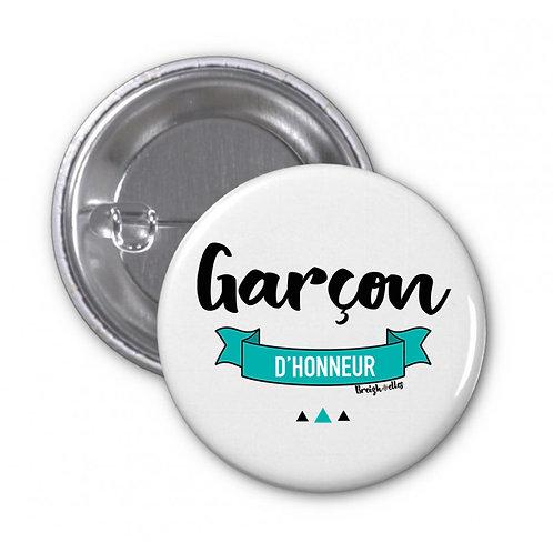 Badge - Garçon d'honneur