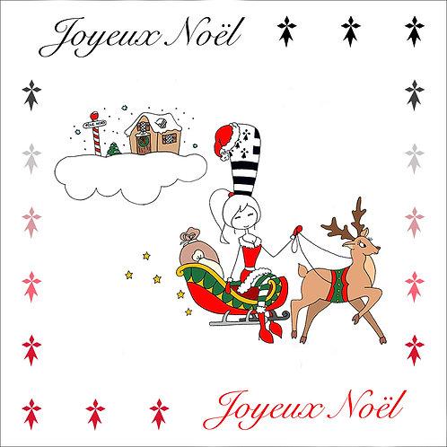 Carte - Joyeux Noël 2