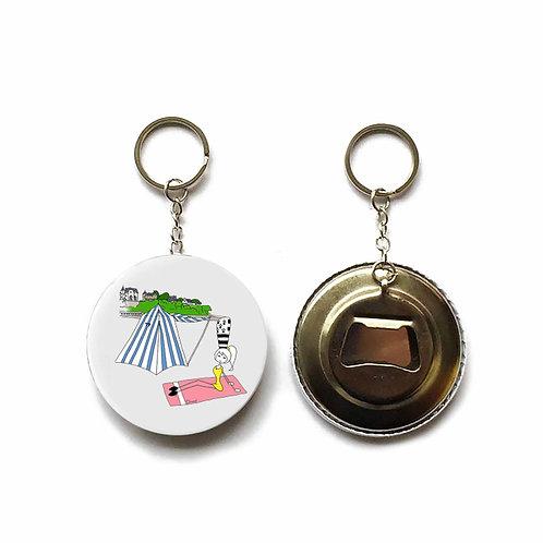 Porte clés / Décapsuleur - Dinard