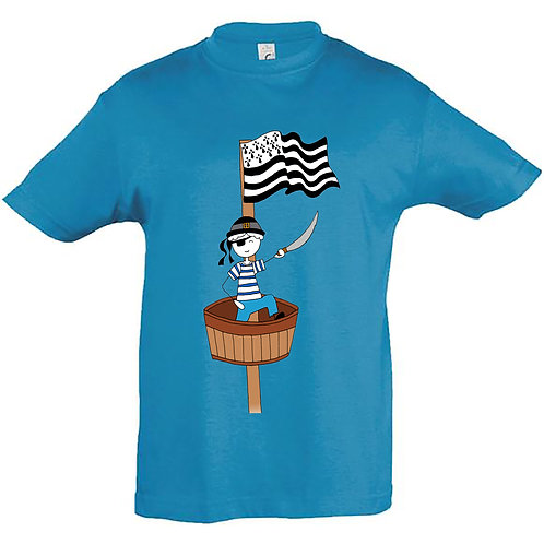 T-shirt enfant - Pirate